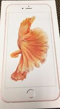 Apple iPhone 6S - 16GB - Rose Gold Factory Unlock Smartphone FREE GIFT