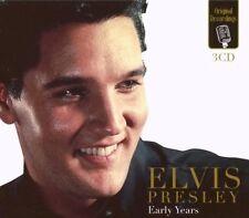 Elvis Presley - Early Years / 3-CD BOX / NEU+OVP-SEALED!