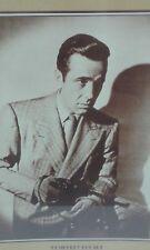 Humphrey Bogart Framed Poster
