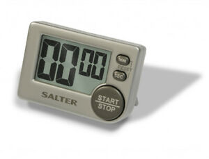 Salter Large Button Electronic Timer [6808R]