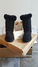 Original /ugg uggs classic tall womans boots size us w6 / uk 4. Black colour.