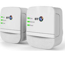 BT Broadband Extender 600 Powerline Adapter Kit - Twin Pack - Currys