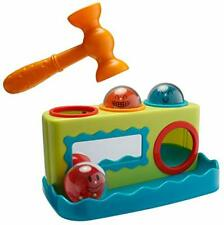 Playkidz Super Durable Roll Toy Hammer Balls Plan Toy Punch for kids Nib