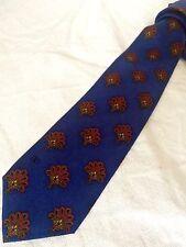 VALENTINO Cravatte cravatta tie original made in Italy 100% seta silk new nuova