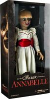 "MEZCO - Annabelle Prop Replica Doll - UK Exclusive - The Conjuring 18"" 18 INCH"