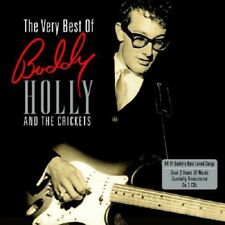 Buddy Holly & The Crickets Very Best Of 3-CD NEW SEALED Peggy Sue/Rave On/Oh Boy