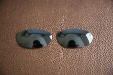 Polarlens Polarizado Negro Lente De Repuesto Para Oakley Gafas de sol Empalme