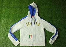 ITALY TEAM 2006-2007 WOMENS FOOTBALL ZIP HOODIE TRACK TOP TRAINING PUMA ORIGINAL