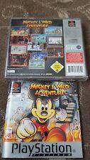 Mickeys Aventura Salvaje Playstation 1 PS1 PS 2