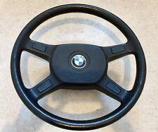 ORIGINAL BMW E30 LENKRAD 3er Steering Wheel 11528964
