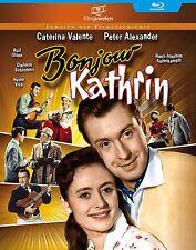 Bonjour Kathrin - mit Peter Alexander und Caterina Valente - Filmjuwelen BLU-RAY