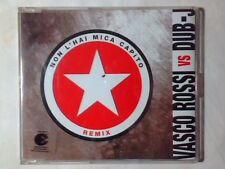 VASCO ROSSI vs DUB-J Non l'hai mica capito remix cd singolo RARISSIMO COME NUOVO