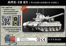AMX-30 B2, tank, français, Daguet, Model Miniature,1/72