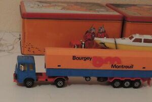 majorette camion bourgey montreuil 1 /60