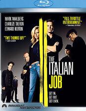 The Italian Job [Blu-ray] Blu-ray