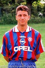 Ruggiero Rizzitelli il Bayern Monaco 96-97 seltens foto +2