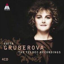 EDITA GRUBEROVA: THE TELDEC RECORDINGS (NEW CD)