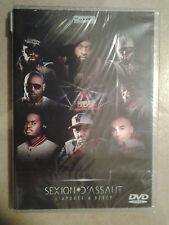 9621 // SEXION D'ASSAUT L'APOGEE A BERCY DUREE 2H00  DVD NEUF SOUS BLISTER