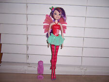 RARE Winx Club Sirenix Underwater MUSA Color Change Hair Doll AS PICTURED K