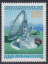 Österreich Austria 1980 ** Mi.1644  Erdfunkstelle Earth Satellite Station