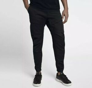 Nike Golf x Made in Italy Men's Black Cargo Golf Pants Men's 34 Waist AQ0681-010