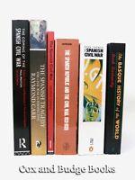 SPANISH CIVIL WAR bundle, 6 paperbacks inc Hugh Thomas, Paul Preston...