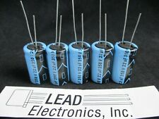 Qty5 Xicon Capacitor 22uf 350 Volt Radial Xrl350v22 Free Freight