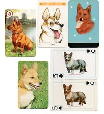 dog corgi  SWAP CARDs  SELLING MANY playing CARD