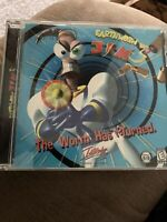 Earthworm Jim 3D 1999 PC CD-ROM Video Game Disc w/ Case A14-11