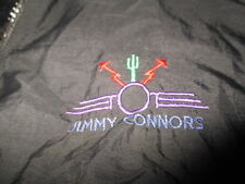 Vintage JIMMY CONNORS Zippered (LG) Windbreaker Jacket