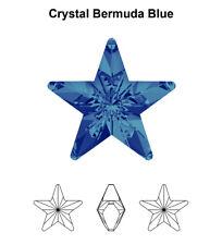 Swarovski 4745 Star 5 Mm Crystal BBL ( for 1 Pair)