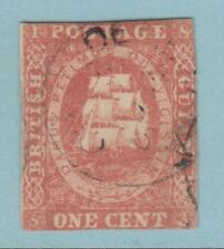 BRITISH GUIANA  SG 16  NO FAULTS EXTRA FINE !  WITH CERT