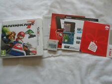 MARIO KART 7 - Nintendo 3DS Game - BOXED NICE CONDITION UK PAL