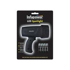 Infapower F017 resistente ABS LED Riflettore 300 METRO trave BATTERIE INCLUSE-NUOVA