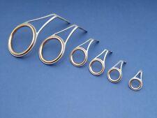 1pc Fuji Tackle Rare LV T1-LVGG Gold Cermet Fishing Rod Guides Choose Size