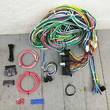 1967-72 Chevy GMC Truck 24 Circuit Complete Under Dash Wiring Harness 12V C10 SB