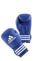 "adidas Boxhandschuhe ""Ultima blau"" ADIBC02B aus Rindsleder. 8-16oz. Kampfsport."
