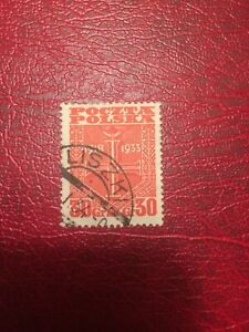Poland Stamps 1933 USED Anniversary Of The Republic(d)