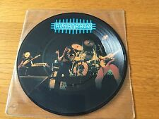 "ALKATRAZZ - HALF WAY THERE - 1982 7"" PICTURE DISC - LOTS MORE METAL IN MY SHOP!"
