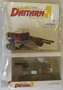 Daitarn 3 3D Collection Daitank Model Figurine + File