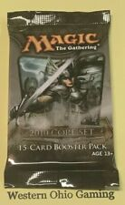 Magic The Gathering Magic 2010 Booster Pack NEW MTG M10 Core Set