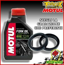 KIT REVISIONE FORCELLA PARAOLI + OLIO MOTUL KTM DUKE 640 E 2004