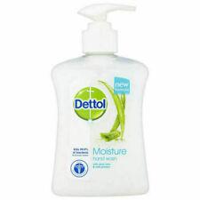 Dettol Moisture 250ml Anti-Bacterial Hand Wash with Aloe Vera