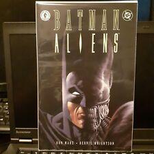 BATMAN / ALIENS 1 DARK HORSE DC COMIC BOOK 1997