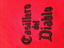 Casillero Del Diablo Wine Promo Stitched T Shirt. Size Medium