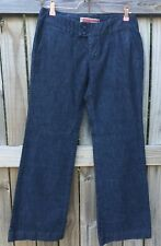 Gap trousers womens jeans size 4 made in INDONESIA blue Wide Leg