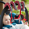 Baby Spiral Activity Bed Stroller Set Toy Crib Hanging Bell Rattle Cute Toys