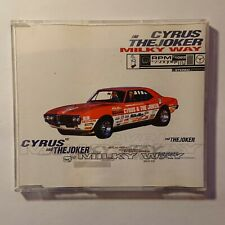 Cyrus And The Joker - Milky Way - CD Single