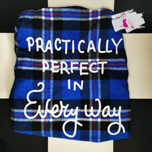 Mary Poppins Practically Perfect Flannel Cakeworthy Disney