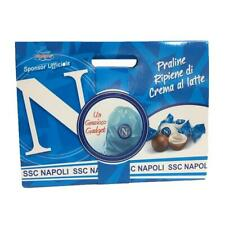 Valigetta con cioccolatini Napoli Calcio praline 180 grammi cioccolato Pasqua